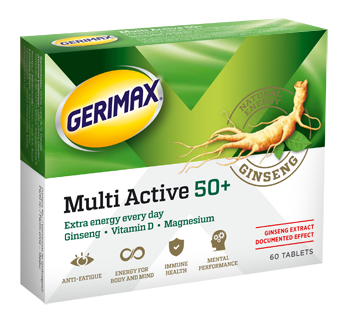 Gerimax Multi Active 50+